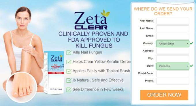 Zetaclear Reviews Nail Fungus Removal Benefits Official Website
