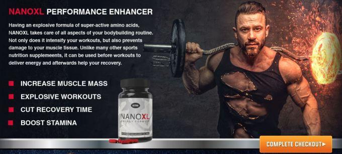 NanoXL Testo Pills