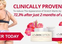 Skinception Intensive Stretch Mark Theapy Cream