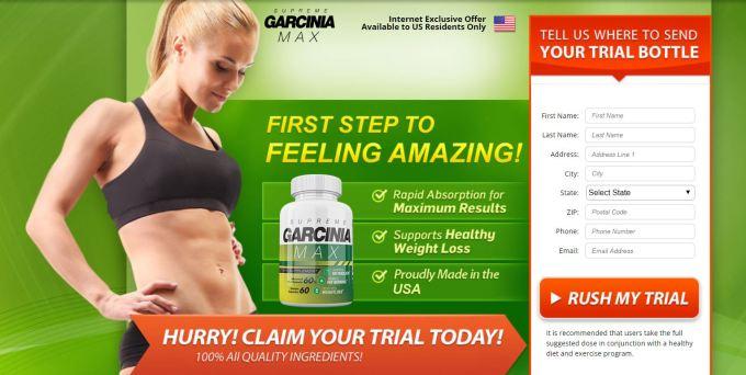 Supreme Garcinia Max