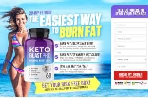 Keto Blast Pro