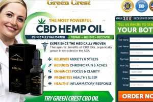 Green Crest CBD Oil