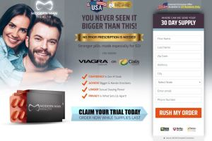 Modern Man Health Male Enhancement