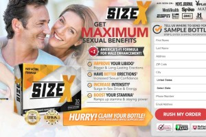 SizeX Male Enhancement Pills