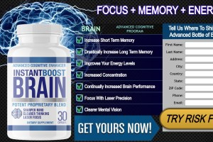 Instant Boost Brain