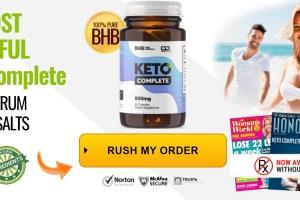Keto Complete Buy Now