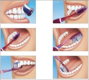 tips for healthy teeth for toothbrush