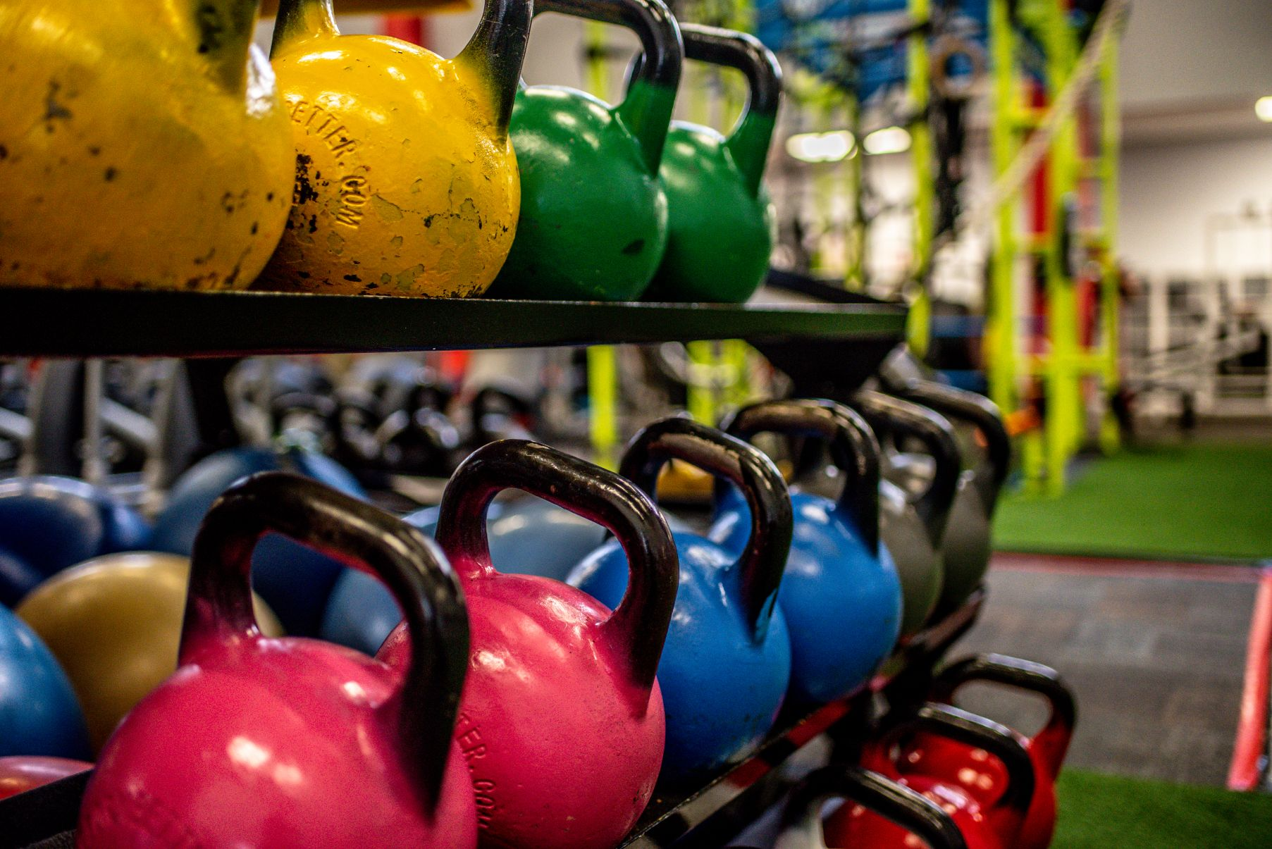 Healthplex Fitness Clifton Park NY Kettle Bells