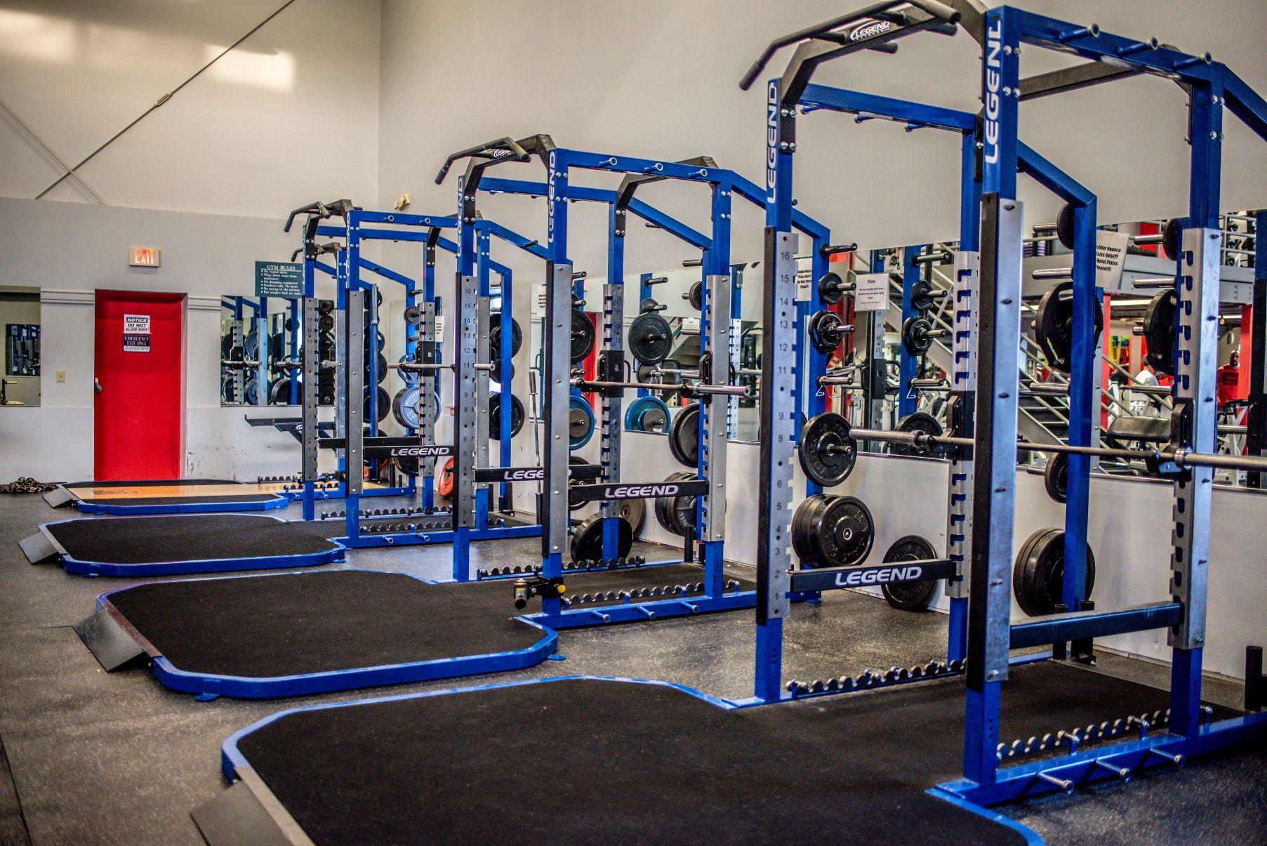 Healthplex Fitness Clifton Park NY Resistance Training