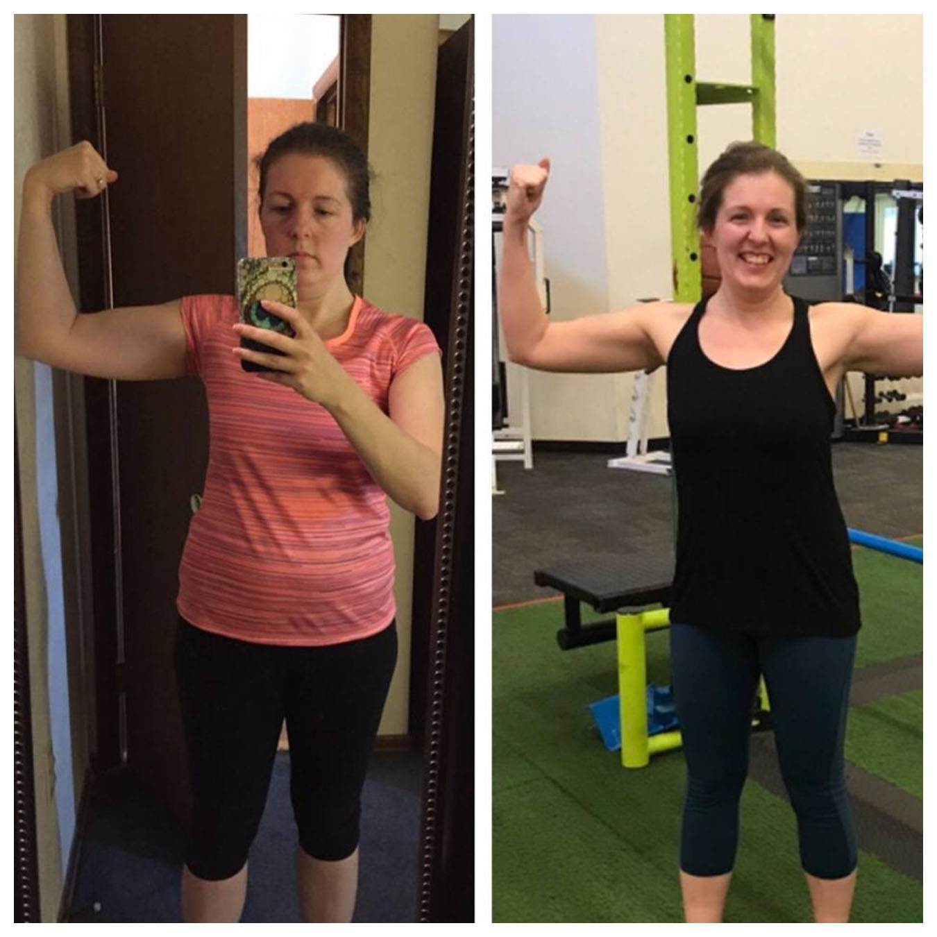 Before and After- Healthplex Fitness