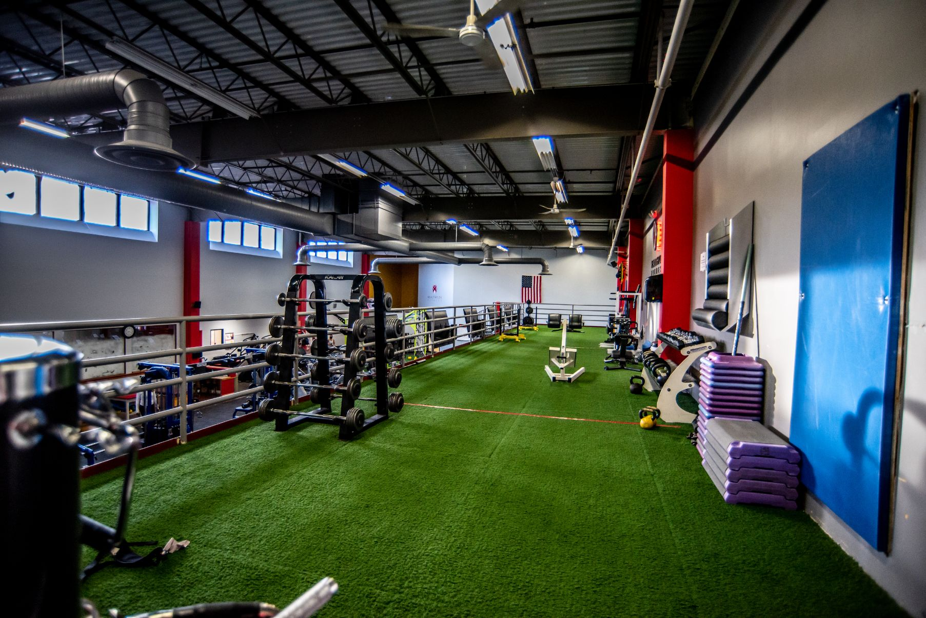 Healthplex Fitness Clifton Park NY 1-on-1 Training