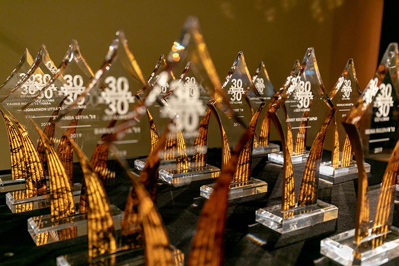 Three CHPS Alumni Recognized as UCF 30 Under 30 Award 2020 Winners