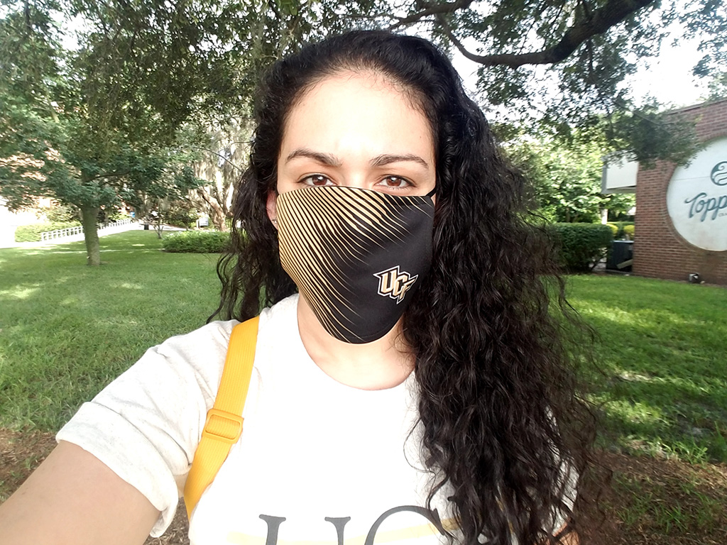Stopping the Spread: UCF Student Contact Tracers Help Limit COVID-19 on Campus and in the Community