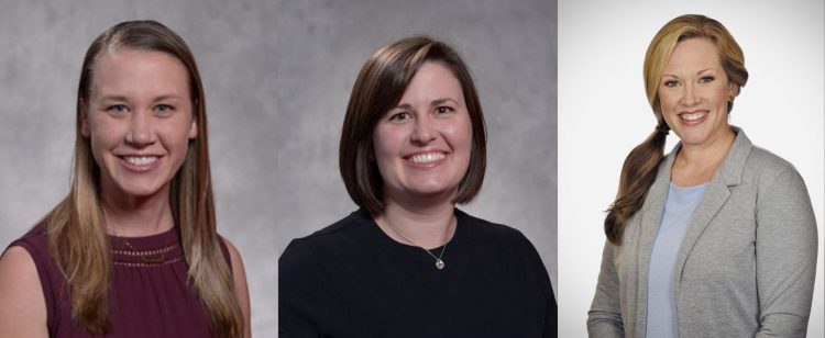 Residency Faculty Davidson, Cezat and Voigtmann Receive National and State Awards