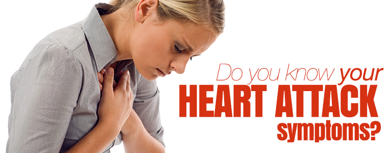 Causes of heart attack; how do you know