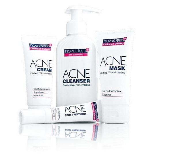 What are the medical ways to treat different types of acne