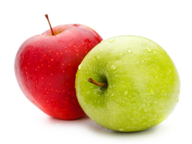 Fruits and Vegetables-Apple