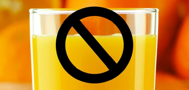 Avoid all fruit juices images