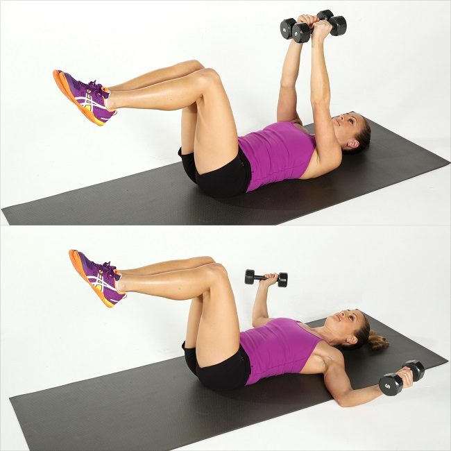 Chest Press images