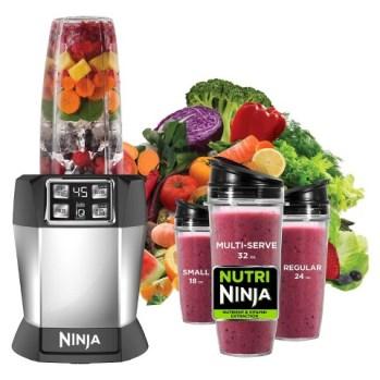 Nutri Ninja Pro BL450 Reviews