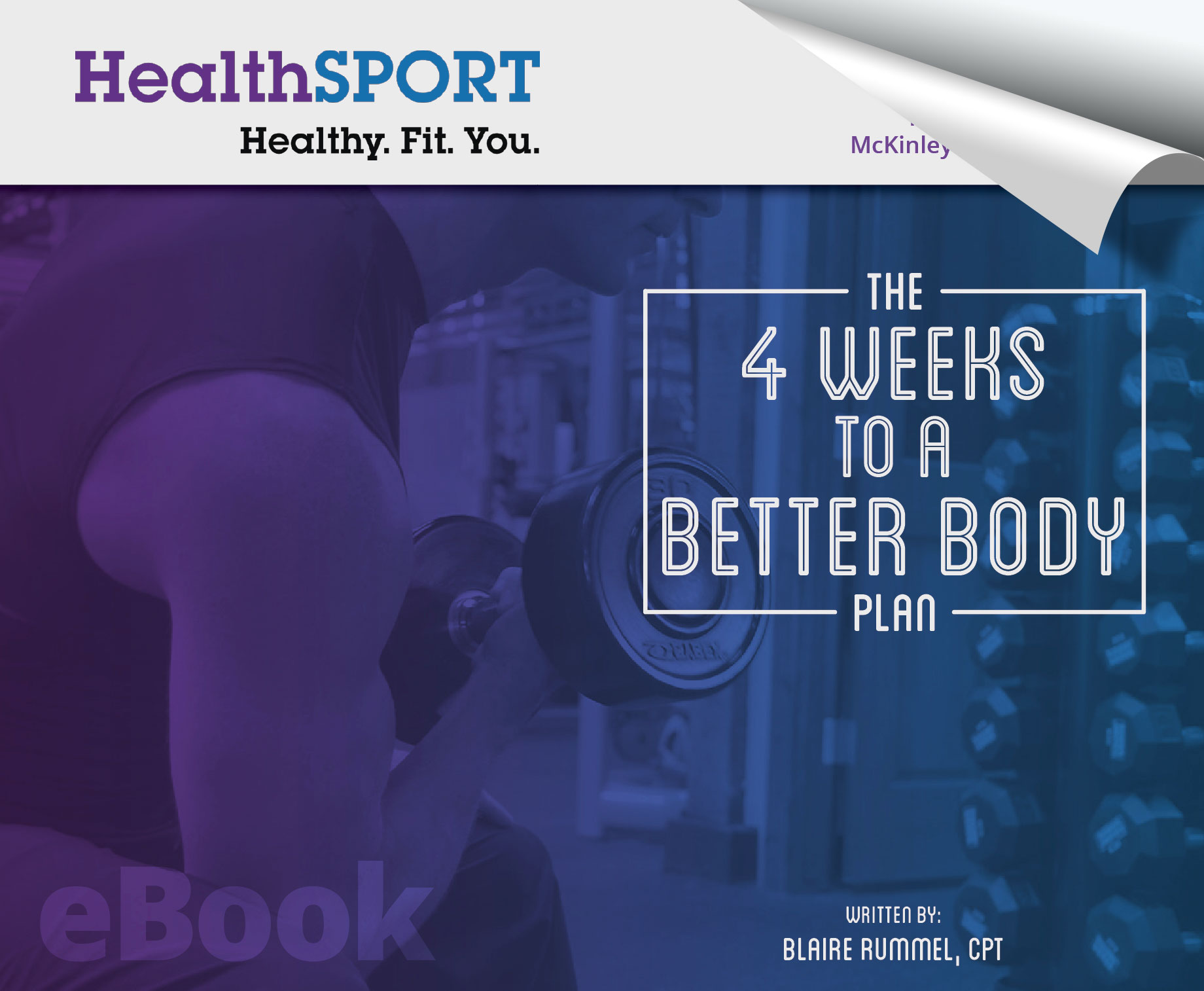 4 Weeks to a Better Body eBook