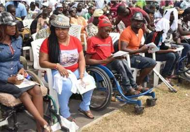 PMB Signs Law on Discrimination Against Persons with Disabilities