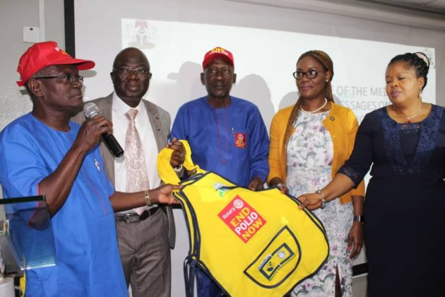 Lagos Commits to Save U5 Children From Resurgent Polio