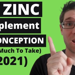 #1 ZINC Supplement Misconception + How Much Zinc You Need Per Day (2021)