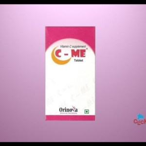 C-Me Vitamin C Tablets On ClickOnCare
