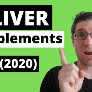 Supplements for Liver Health 2020 (1,000 Subscriber Special)