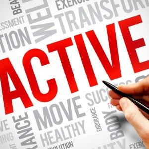 Getting More Active - Natural Health Products and Supplements