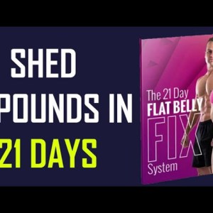 How to fix stubborn belly fat | 21-Day Rapid Weight Loss System ✅