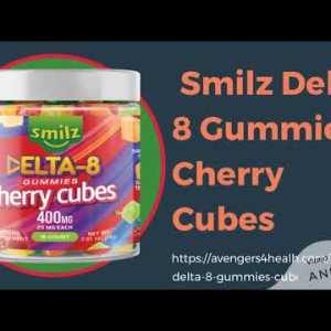 Smilz Delta 8 Gummies {LEGIT or SCAM} Reviews , Side Effects & Price{2021}