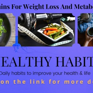 Vitamins for weight loss and metabolism | Vitamins that help with weight loss | Boost metabolism