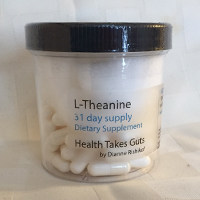 L-Theanine - nutritional supplement