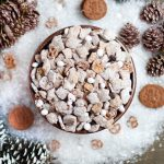 Gingerbread Puppy Chow Ellen Whitney