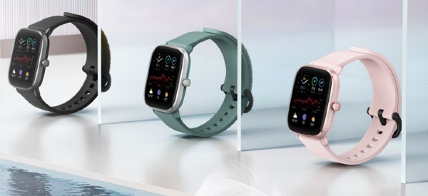 CES 2021: New Low-Cost Smart Watch Packs Fitness Features