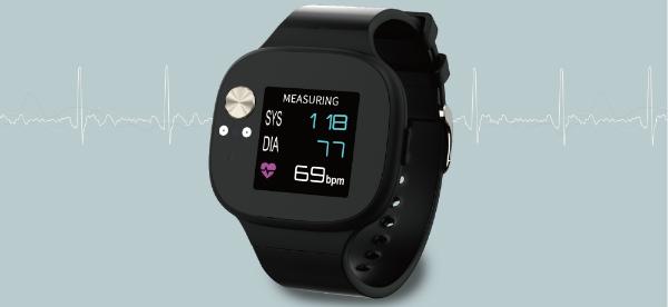 Asus ViviWatch BP Monitors Blood Pressure