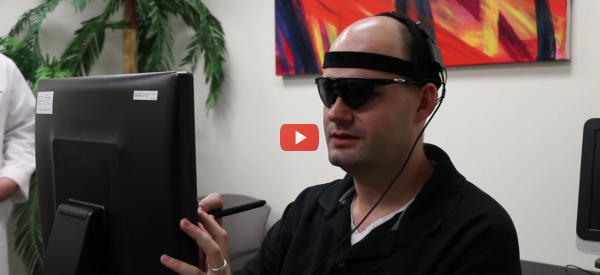 Visual Prosthesis Restores Vision [video]