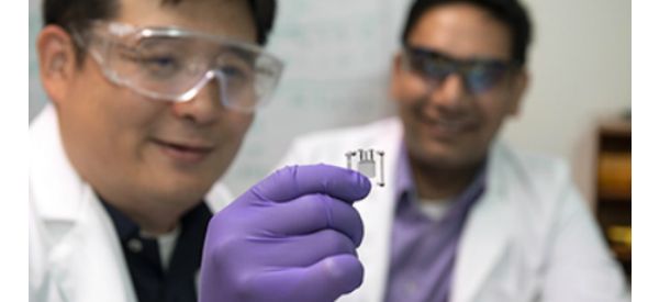 Biofuel-Powered Sensor Runs On Glucose