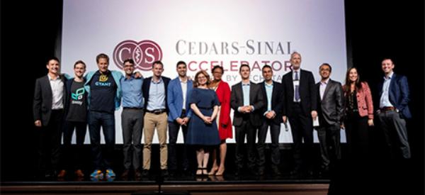 Cedars-Sinai New Accelerator Class Already Making Deals