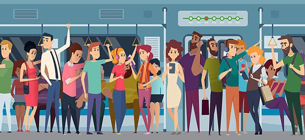 Google Maps Now Helps Transit Riders Plan Social Distancing