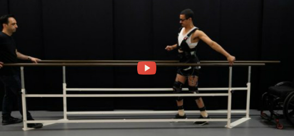 E-stim Implants Restore Walking [video]