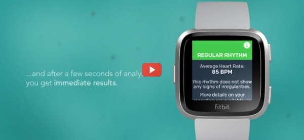 FitBit AFib Monitor Extends Reach in Europe [video]