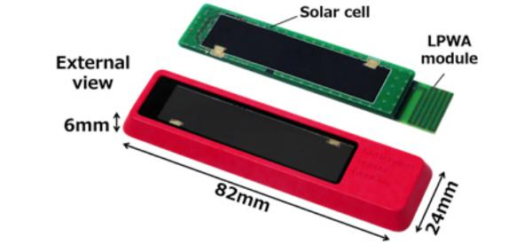 Fujitsu Sensor Never Needs a New Battery