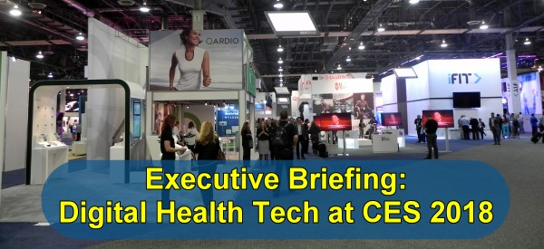 Free Webinar: Executive Briefing on CES 2018