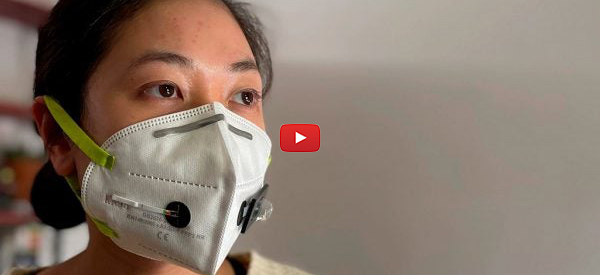New Facemask Detects COVID Virus