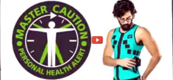 Interwoven Garment with 12-Lead ECG and More [video]