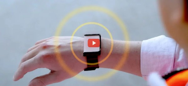 Wearable Helps Workers Keep Their Distance [video]