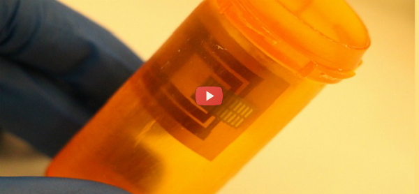 Smart Pill Bottle Counts and Measures Humidity[video]